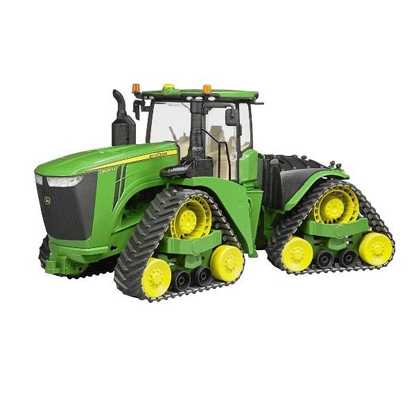 農業トラクター はたらく車 ミニカー ジョンディアーBRUDER ブルーダー John Deere9620RX トラクター BR04055