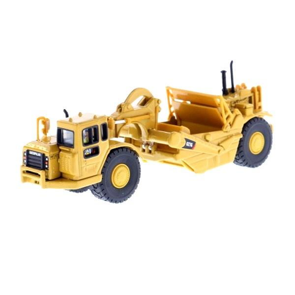 HOサイズシリーズのCat 627G ホイール 売買 トラクター スクレーパー DM 1 Cat Wheel Tractor No.DM85134 Scraper 高品質 87scale