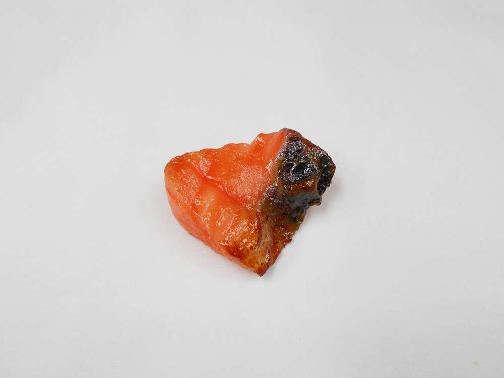 食品サンプル バーゲンセール マグネット 焼鮭切身 小 新品