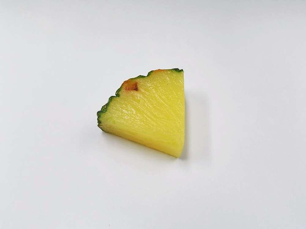 食品サンプル マグネット 皮つき メーカー在庫限り品 中古 パイン