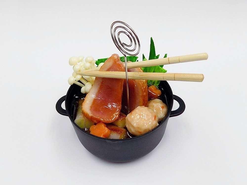 食品サンプル カード立て 鴨鍋 おすすめ特集 一部予約
