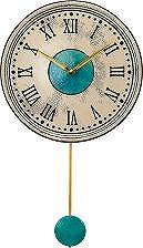 ザッカレラ掛時計 (振り子付き) クオーツ(イタリア製) ZC121-003 [送料無料]