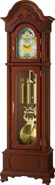 リズム時計 ホールークロック (電波時計:クオーツ) 4RN416-RH06(日本製) [送料無料]