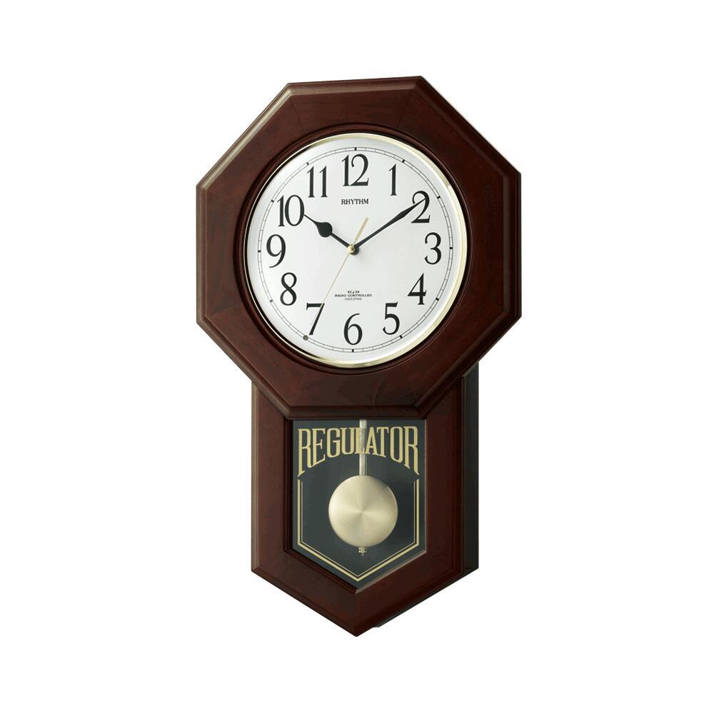 リズム時計(日本製) 4MNA06RH06 [送料無料]