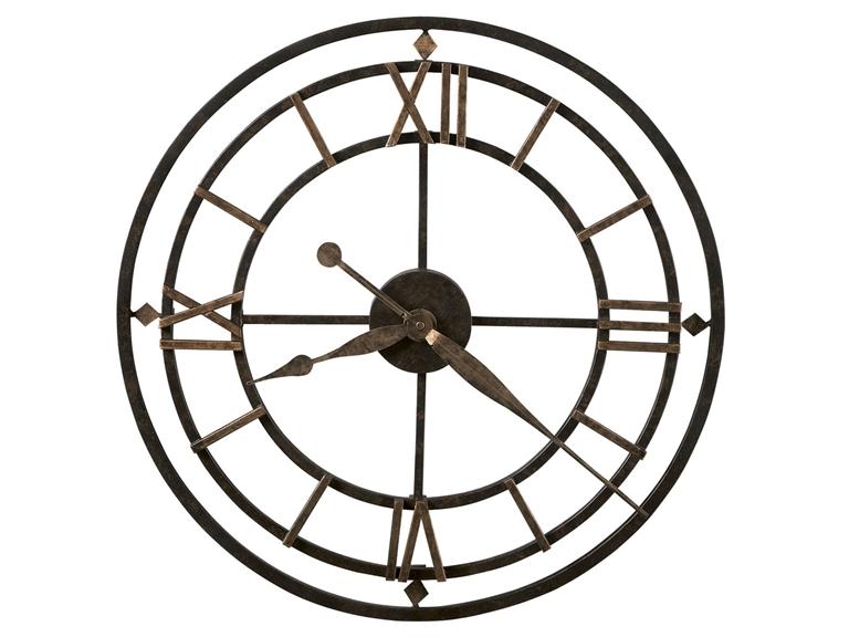 ハワードミラーHowardMiller 掛時計 YORK STATION 625-299 アメリカ製 [送料無料]