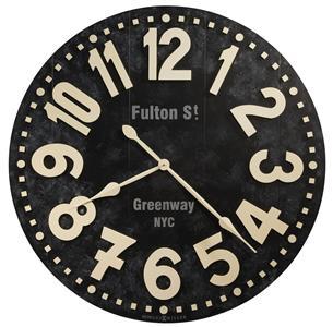 """ハワードミラー掛け時計 HowardMiller """"FULTON STREET"""" アメリカ製 625-557 [送料無料]"""