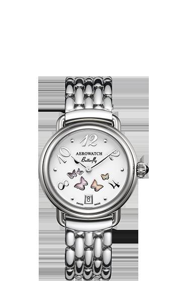 アエロ腕時計 1942 BUTTERFLY LIMITED EDITION 44960 AA01 M[送料無料]