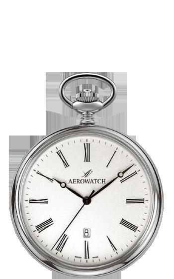 アエロ懐中時計 Pocket Watches Quartz Lepine 42616 AA03[送料無料]