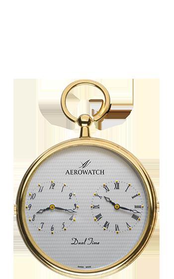 アエロ懐中時計 Pocket Watches Quartz Lepine 05826 JA02[送料無料]