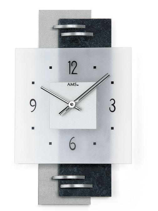 AMS(アームス)お洒落な掛時計 AMS9245