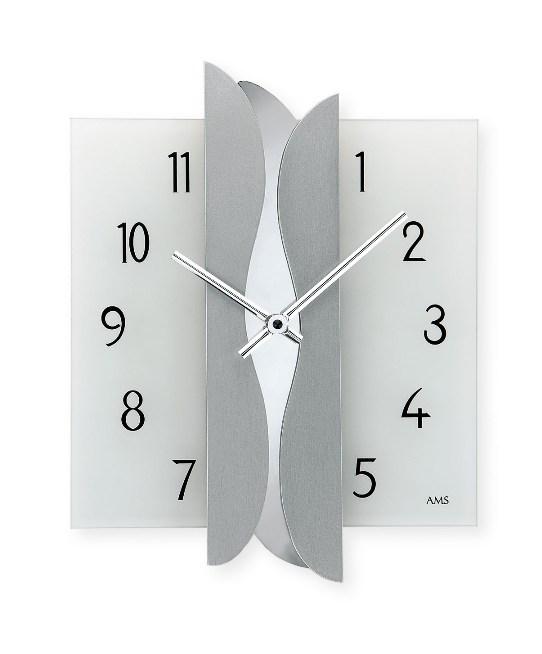 AMS(アームス)お洒落な掛時計 AMS9214