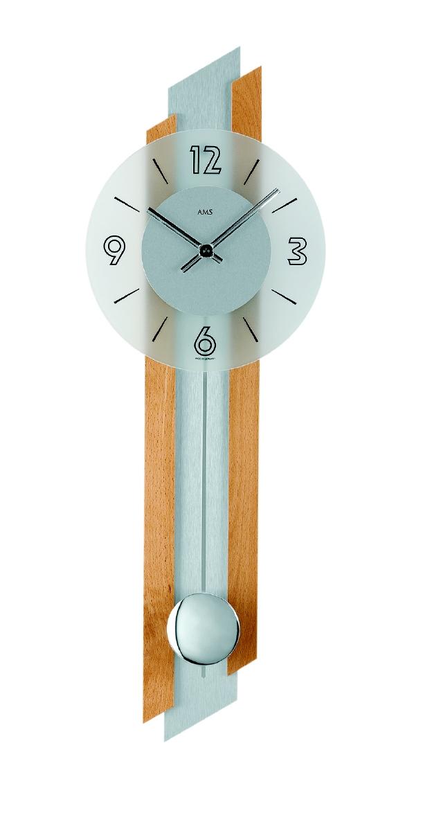 AMS(アームス)振り子時計 AMS7207-18