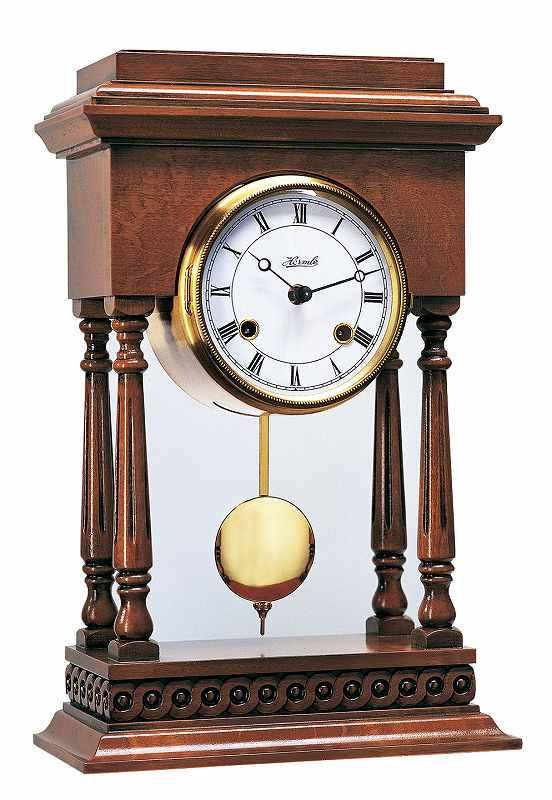 ヘルムレ 置き時計  (機械式)  ドイツ製 22902-Q10131 [送料無料]