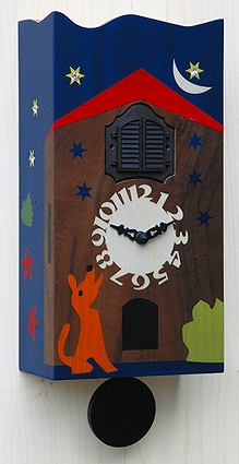 鳩時計 ピロンディーニ カッコ-時計