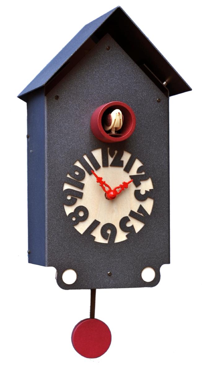 Pirondini社製 カッコー時計 鳩時計 チープ クォーツタイプ ピロンディーニ 送料無料