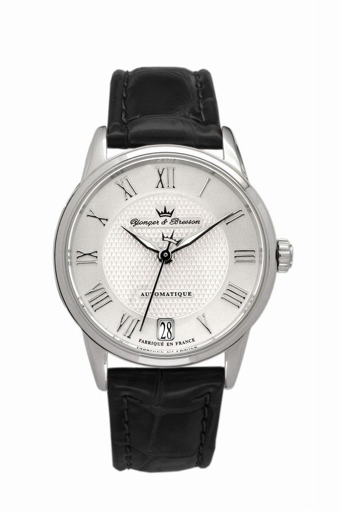 フランス製機械式腕時計 Yonger & Bresson La Boissière - YBD 8517-22