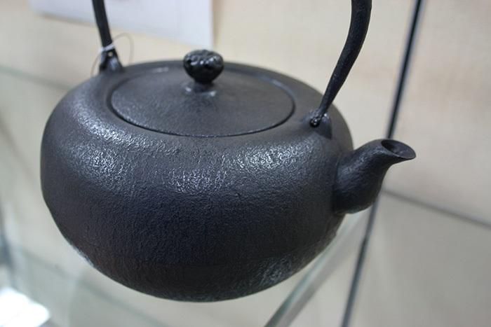 鉄瓶 鉄鉢肌 1.4リットル
