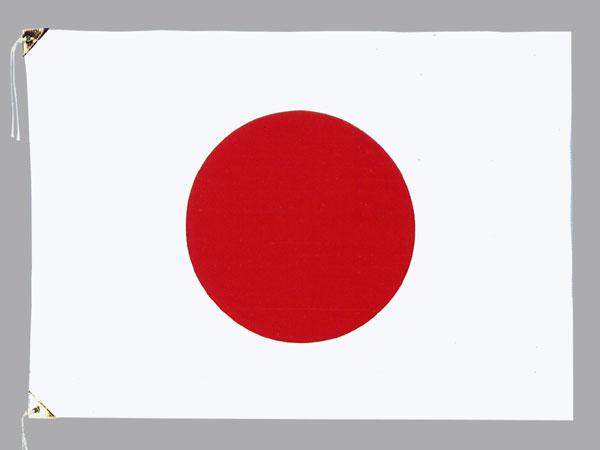 【国旗】日本国旗 日の丸 140cm×210cm エックスラン(アクリル)