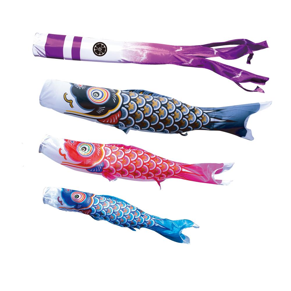 【大翔】【2m】【スタンドタイプ 水袋 】徳永鯉 プレミアムベランダスタンドセット【鯉のぼり こいのぼり】