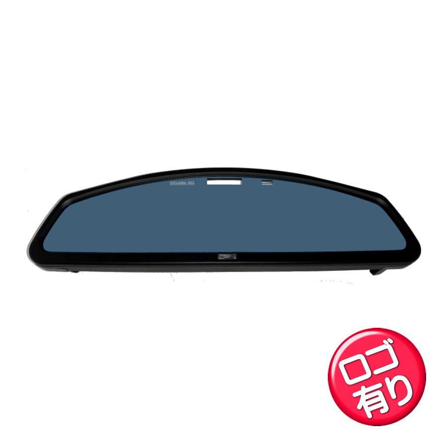 "BMW車専用ルームミラー Studie スタディ Wide Angle Rear 予約販売 ""Studie"" TYPE2 View Mirror 最安値挑戦 ロゴ有りタイプ"