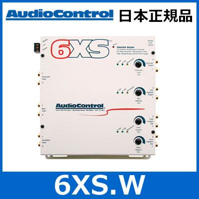 Audio Control(オーディオコントロール) 6XS.W 6chクロスオーバー