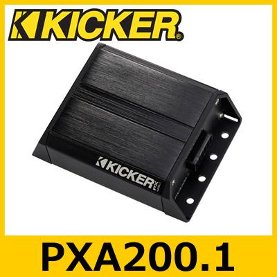 KICKER(キッカー) PXA200.1 PXAシリーズ 1chパワーアンプ 50W×1ch