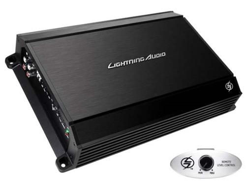 Lightning Audio(ライトニングオーディオ) L-1250 1chパワーアンプ
