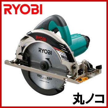 RYOBI(リョービ) W-760ED 電動丸ノコ(190mm) 電子制御+高速回転モーター採用