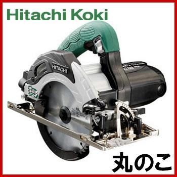 HITACHI(日立工機) C5MBY 電動丸ノコ(145mm) 集じん機接続可能 ワンタッチ調整 ツインライト付