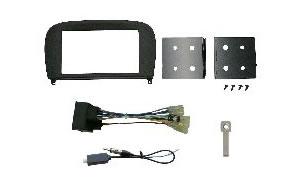 pb(ピービー) メルセデスベンツ SLクラス(R230) 2DIN AVインストールキット(HDDナビ専用)