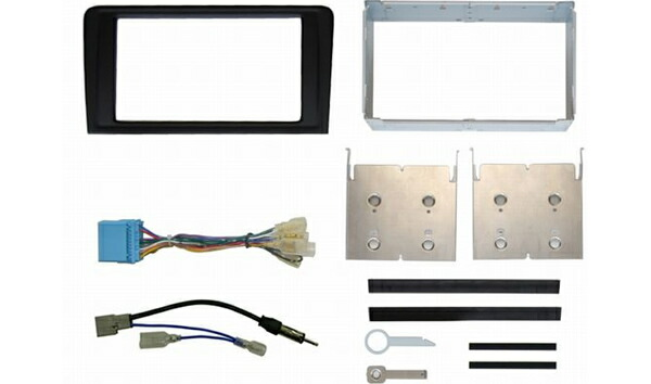 pb(ピービー) アウディ A3 純正HDDナビ専用 2DIN AVインストールキット