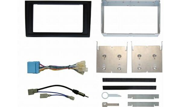pb(ピービー) アウディ A4 純正HDDナビ専用 2DIN AVインストールキット
