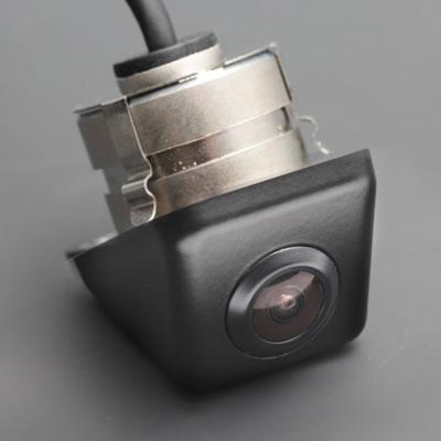 a/tack(エイタック) MK-104C(B) クリップ式埋め込みCCDリアビューカメラ BMW専用 バンパーなど樹脂パーツに埋め込み可能なクリップ式固定カメラ