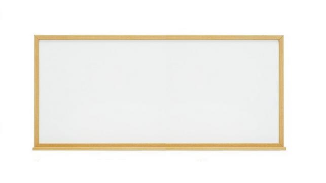 [法人様限定]木目調 大型 ホワイトボード H1200mm×W2400mm×D21mm[送料無料・マーカー付属品付き]木枠 ・ 軽量タイプ