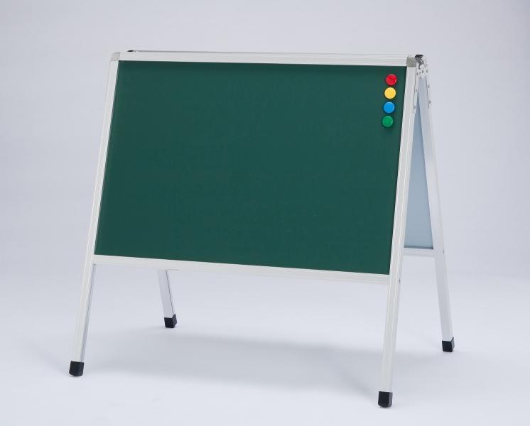こどもボード(黒板タイプ)H600mm×W900mm×D900mm[送料無料・チョークセット付き]