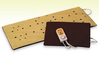 ご家庭でお灸の効果「キューマット」家庭用温灸器