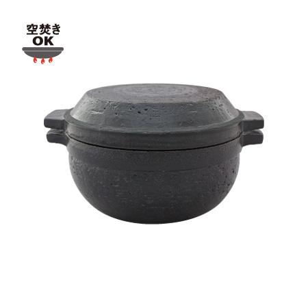長谷製陶 伊賀の土鍋多用鍋 「男厨」焼く、炒める、煮込む、炊く、蒸す1つの土鍋が大活躍