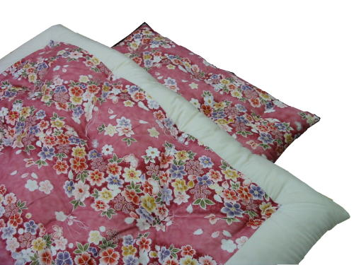 Pattern from the chef's cheap! Natural material cotton cotton quilt single long size 150 x 210 cm