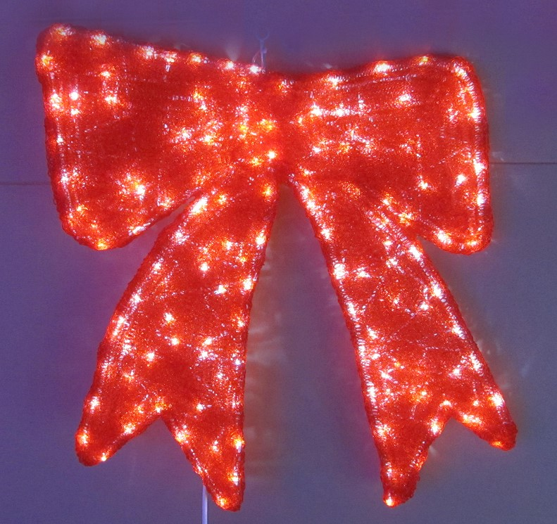 イルミネーション クリスマスイルミネーション イルミネーションライト 屋外用 LEDリボン 2Dモチーフ
