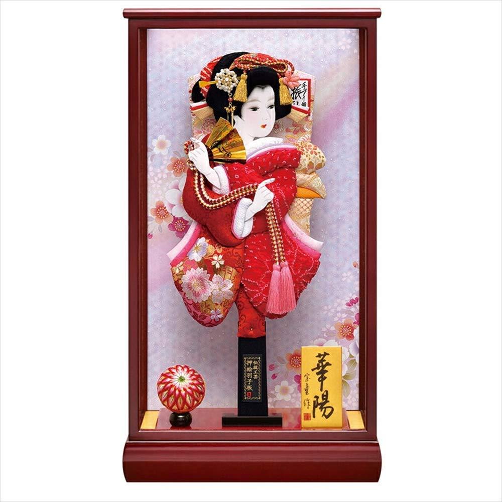 新華陽 15号ケース かのこ姫振袖羽子板セット