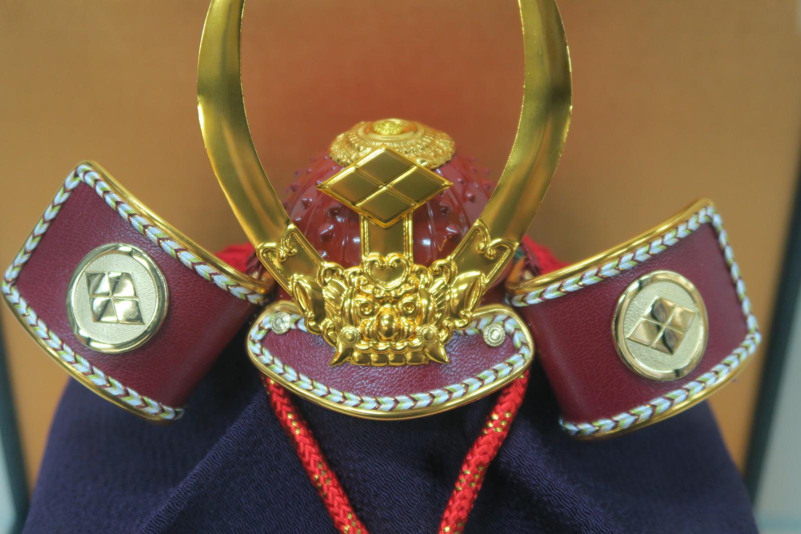 コンパクト破魔弓飾り ケース折り畳み式