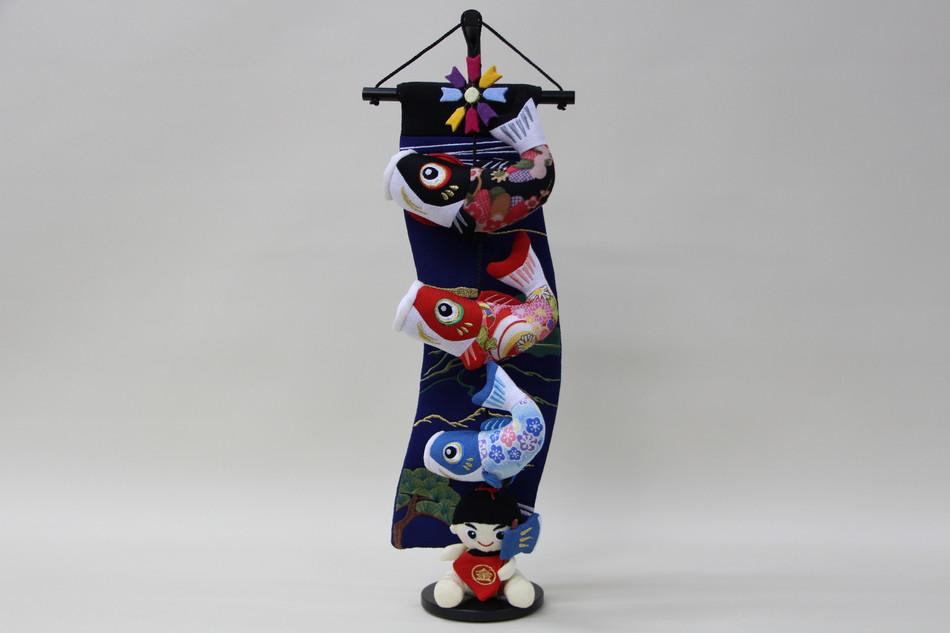 室内鯉のぼり 金太郎 ミニサイズ 五月人形 お祝い 端午の節句 コンパクト おしゃれ