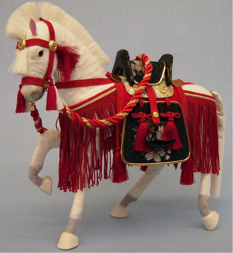 8号奉書飾り馬(箱入り)