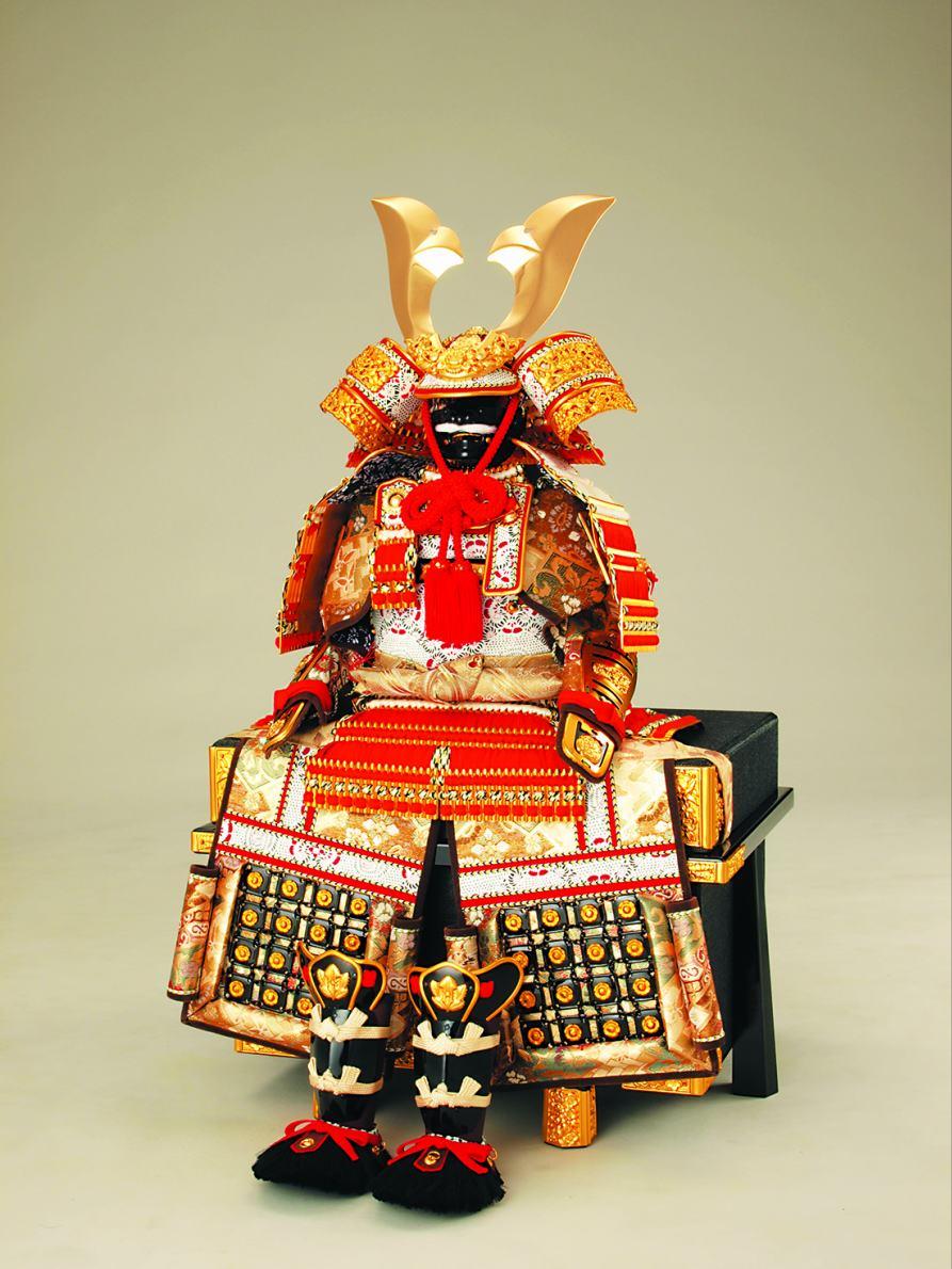 忠保作 8号神栄(じんえい)大鎧