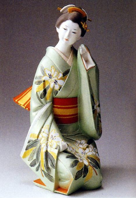 薫風【博多人形】