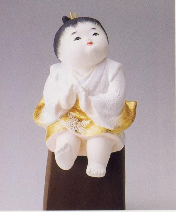 夢【博多人形】