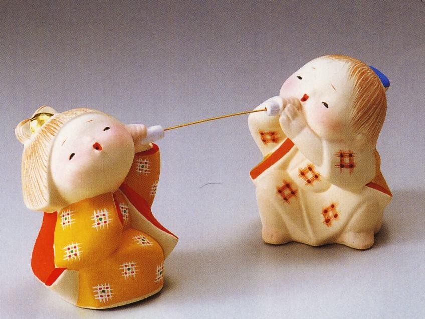 なーに【博多人形】