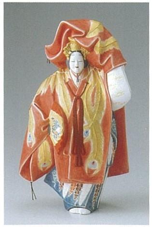 【おまけ付】 羽衣(小)【博多人形】, ハニークローゼット Honey-closet:173be594 --- fabricadecultura.org.br