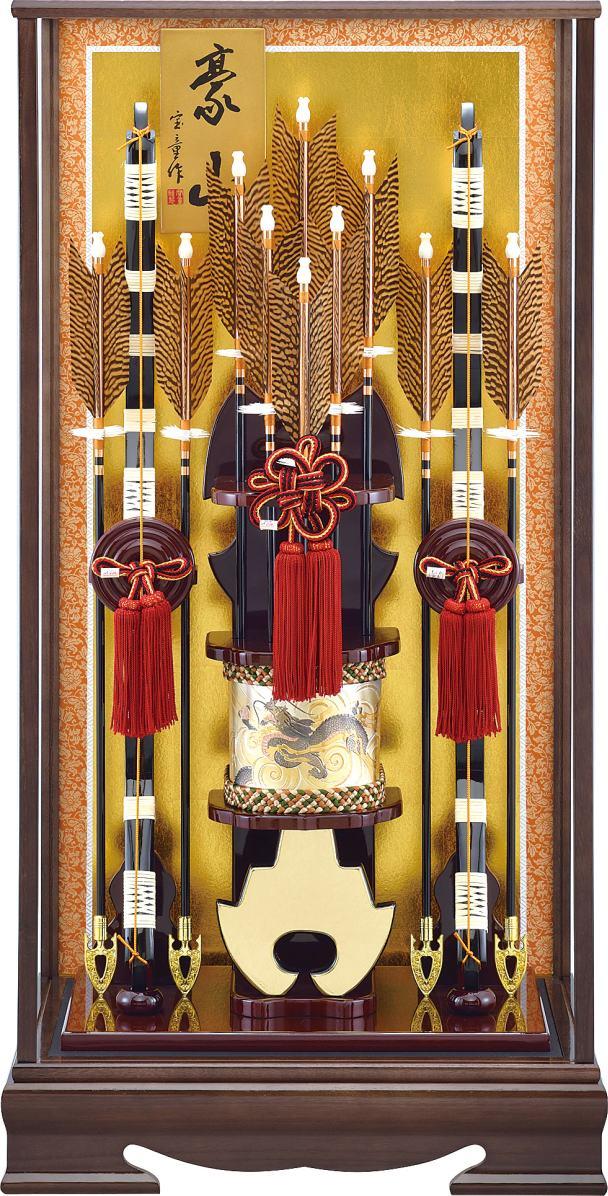 豪山 30号 30号 豪山【破魔弓ケース飾り】, 伊豆の心太 盛田屋:e009b431 --- m2cweb.com