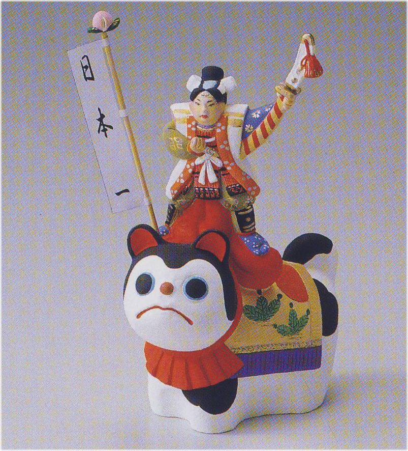 日本一【博多人形】